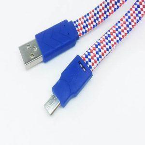 کابل پهن USB-Micro مرغوب یک متری