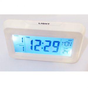 ساعت دیجیتالی تایمردار با دماسنج دارای بک لایت KK-2618