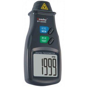 دورسنج - تاکومتر دیجیتال Digital Tachometer DT-2234C+ Tondaj