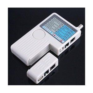 تستر کابل BNC-RJ45-RJ11-USB مدل TS-405