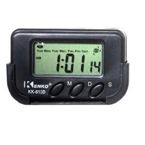 ساعت دیجیتال ماشین و رومیزی مدل KK-613D