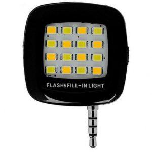 فلاش LED قابل حمل Mini 16