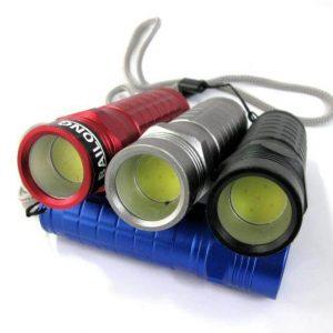 چراغ قوه COB 5W مدل BL-C801