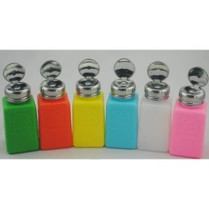 جا مایعی فشاری (جا الکلی) YX-60ml مرغوب رنگی