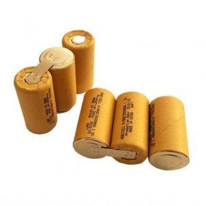 باتری جارو شارژی 3.6 ولت 3000mAh مارک Moricell