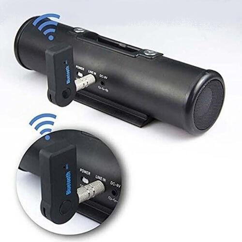 دانگل بلوتوث فرستنده و گیرنده صوتی
