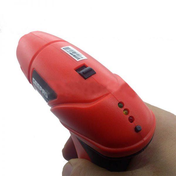 دریل پیچ گوشتی شارژی GEEPAS مدل GCD7627