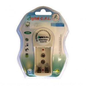 شارژر چند کاره مارک Digital CFL مدل 704