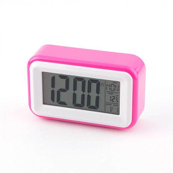 ساعت و دماسنج دیجیتالی سخن گو دارای بک لایت AT608