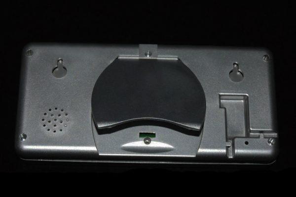 ساعت ،دماسنج و تقویم دیجیتالی LED بزرگ CX-2158