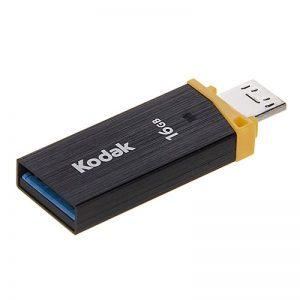 فلش مموری کداک Emtec Kodak K220 OTG USB Flash Memory - 16GB