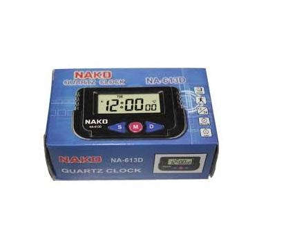 ساعت دیجیتال ماشین و رومیزی مدل NA-613D