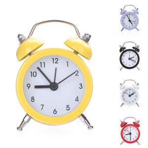 ساعت زنگدار فانتزی کوچک رنگی