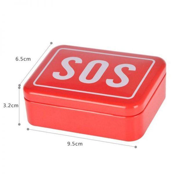 جعبه بقا کوهنوردی SOS