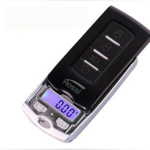 ترازوی دیجیتال 200gr گرمی جیبی طرح ریموت