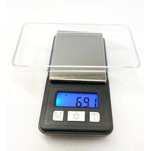 ترازوی دیجیتال 200gr گرمی جیبی مدل MT