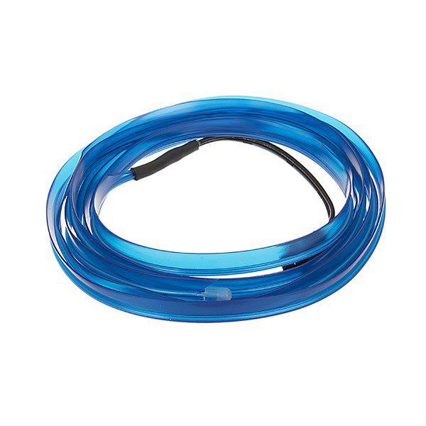 چراغ ال وایر خودرو EL Wire رنگ آبی 2 متری