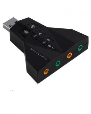 کارت صدا USB مدل Virtual 7.1