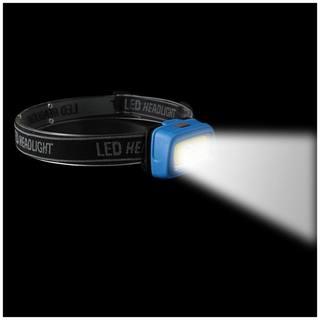 چراغ پیشانی هدلایت COB+XPE LED