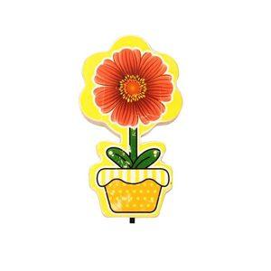 چراغ خواب دیواری کودک طرح گل