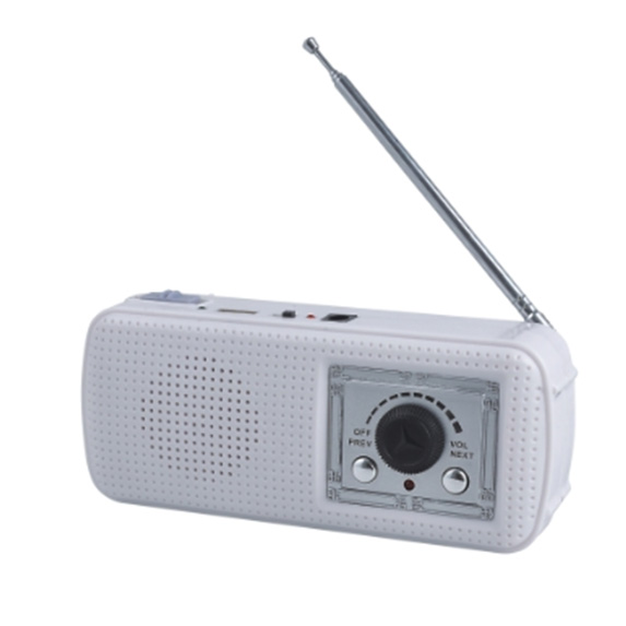 رادیو ضبطی به همراه چراغ و پاوربانک مدل YJ-6868 |