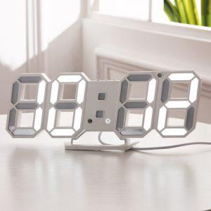 ساعت دیواری و رومیزی مدل X Segment Clock