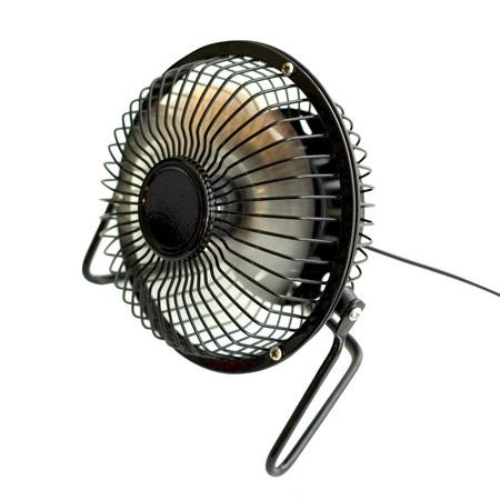 مینی پنکه رومیزی فلزی USB Fan