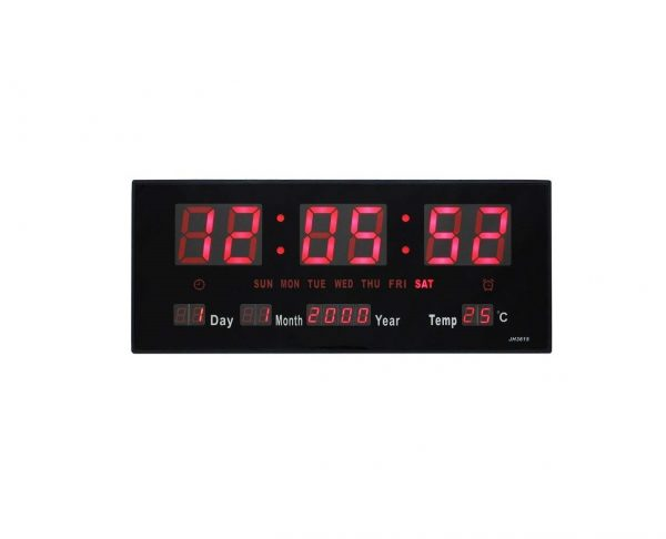 ساعت دیجیتال دیواری و رومیزی کایزینگ مدل JH-3615