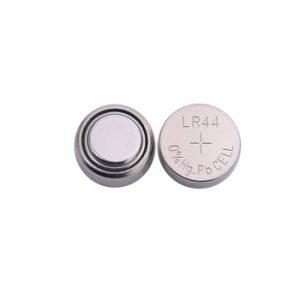 باتری سکه ای آلکالاین AG13/LR44 بسته دوتایی