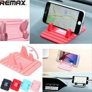 پایه نگهدارنده گوشی موبایل ریمکس قرمز مدل REMAX Fairy