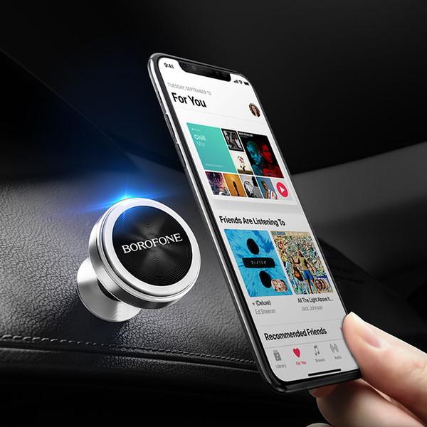 پایه نگهدارنده گوشی موبایل مگنتی BOROFONE