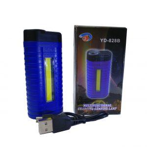 چراغ قوه اضطراری COB مدل YD-828