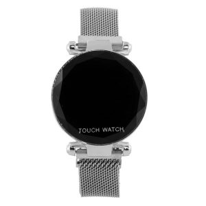 ساعت مچی دیجیتال لمسی بند فلزی مدل2021