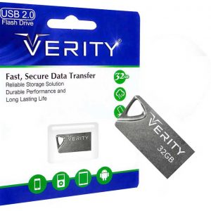 فلش مموری VERITY مدل V812 ظرفیت 32 گیگابایت