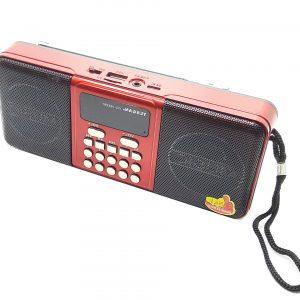 رادیو و اسپیکر بلوتوثی قابل حمل YUEGAN مدل YG-1881BT