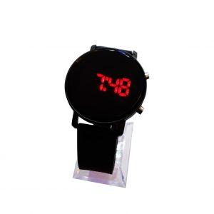 ساعت مچی دیجیتالی بند سیلیکونی مدل W03