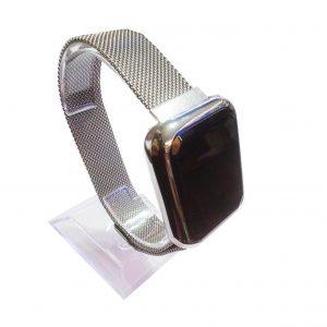 ساعت مچی دیجیتال لمسی بند فلزی مگنتی مدل W02