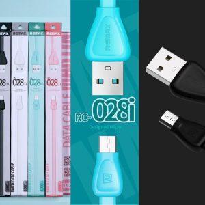 کابل Micro USB یک متری REMAX مدل RC-028
