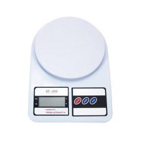 ترازو آشپزخانه دیجیتال مدل SF-400 ظرفیت 10 کیلوگرم